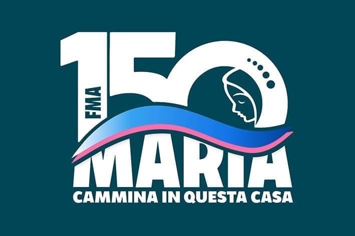 Logo osláv 150. výročia založenia Inštitútu FMA